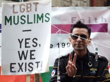 Гей по мусульманская