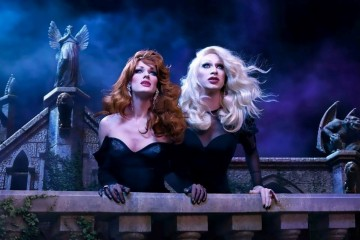 Ivy Winters and Jinkx Monsoon