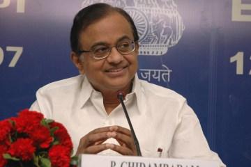 Sec 377, P Chidambaram