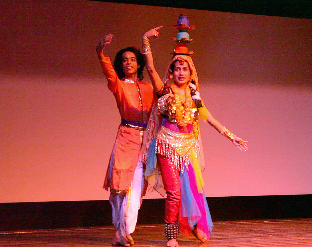 Dancing Queens performance at Best of KASHISH at NCPA