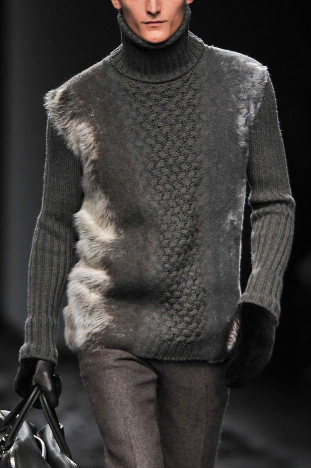 Polo Neck at fendi