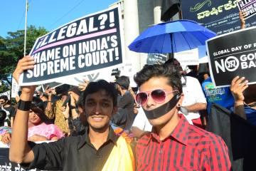 Sec377-protest