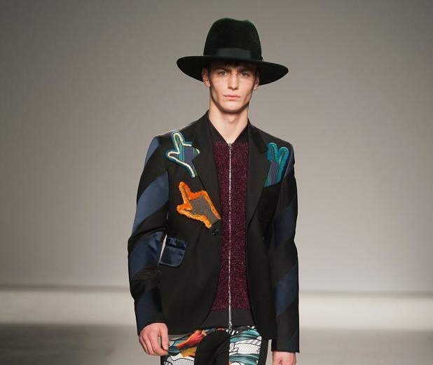 john-galliano-mens-autumn-fall-winter-2014-pfw12 HAT