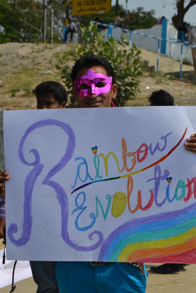 Hyderabad Pride 2014 (Photo: Rajib Mukherjee)