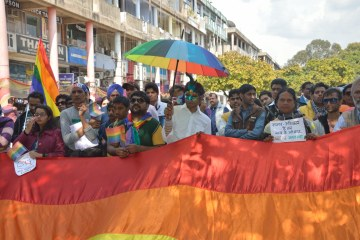 2014 chandigarh LGBT Pride