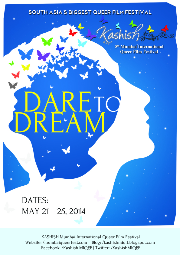 The winning poster fro Kashish 2014
