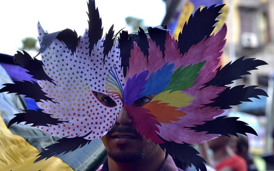 Participant : 13th Kolkata Rainbow Pride Walk, 2014