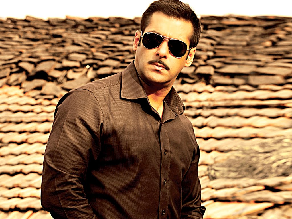Salman Khan in Dabang