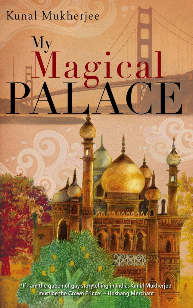 MY MAGICAL PALACE COVER