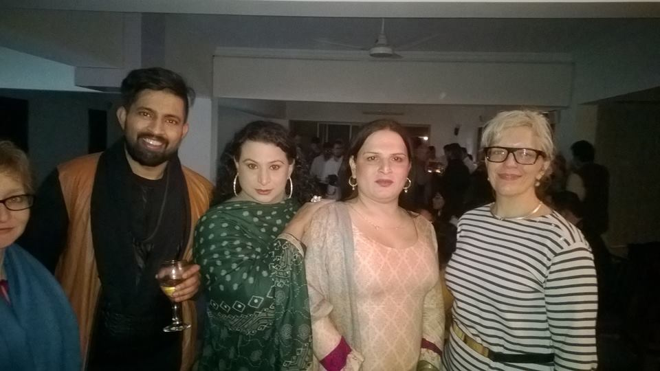 Guests with Neeli Rana