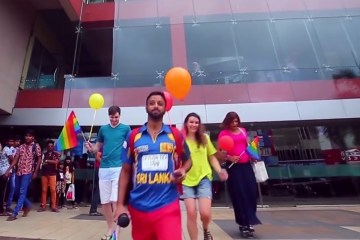 sri lanka, colombo, gay, lgbt, pride, song, video