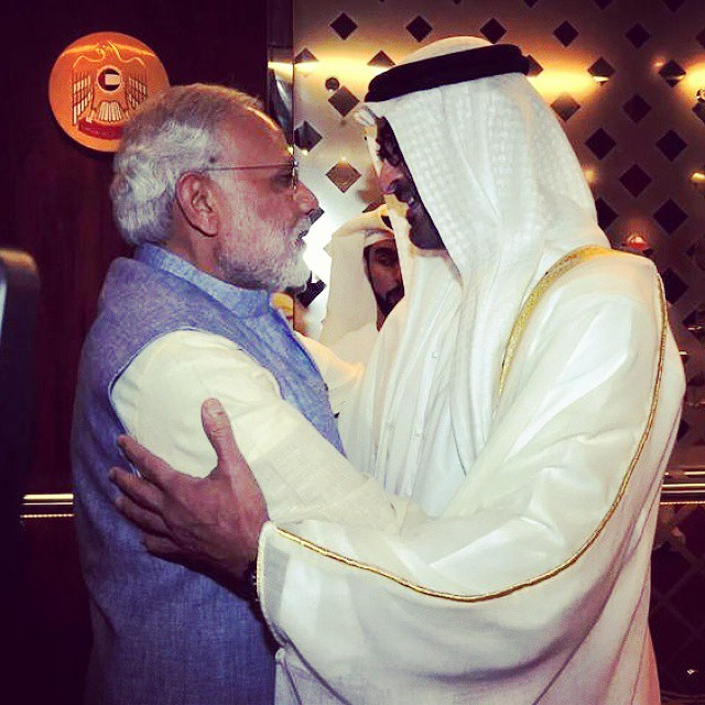 Modi in Dubai