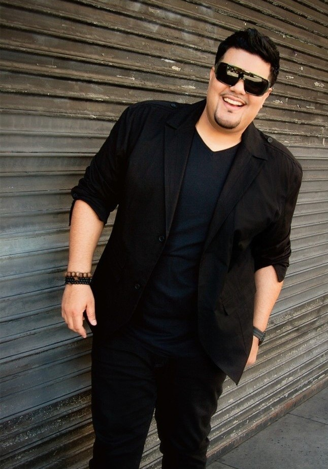 Chuey Martinez, Co-host of 'Knock Knock Live'(Fox), 102.7 KIIS FM Los Angeles