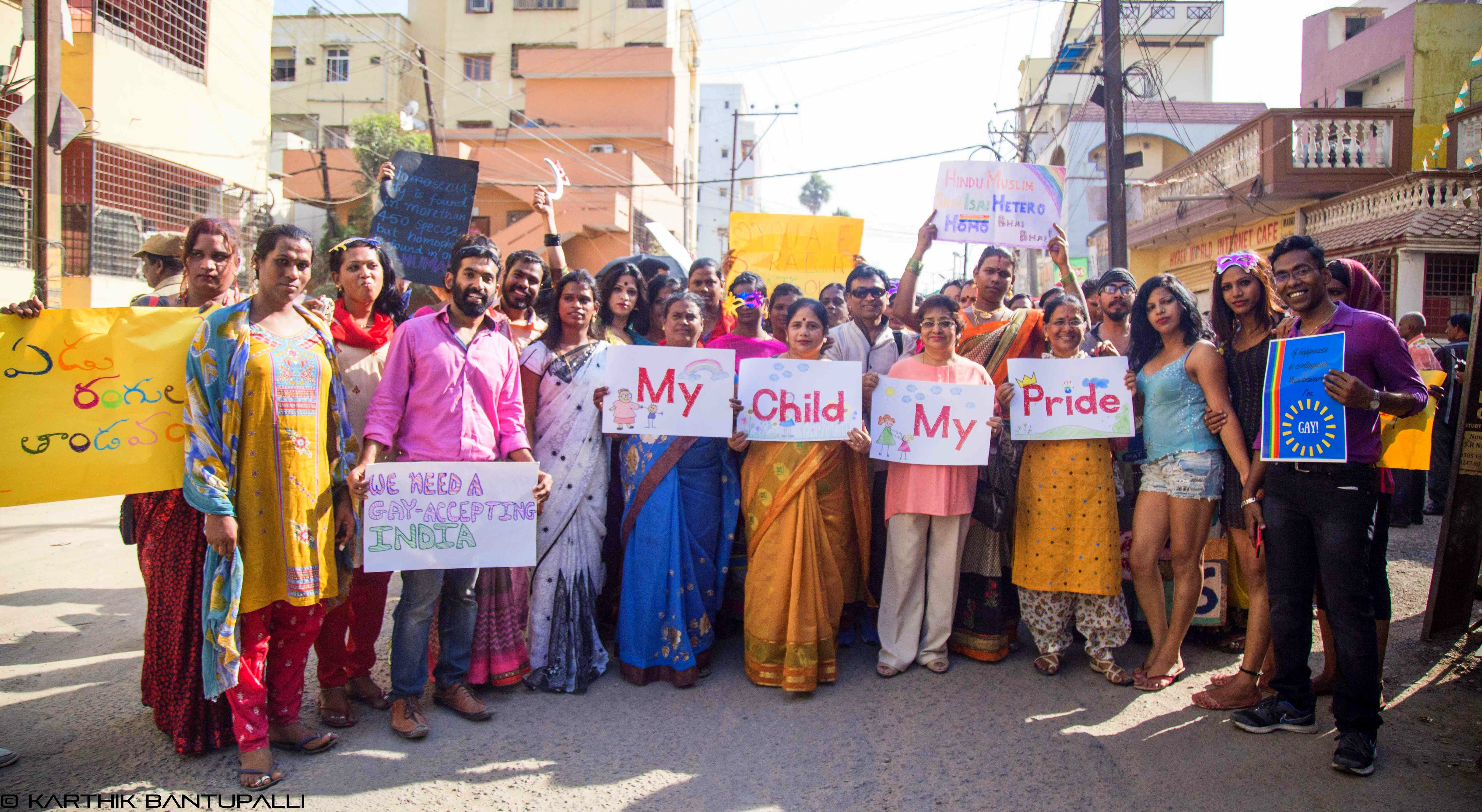 Hyderabad, queer, swabhiman, pride