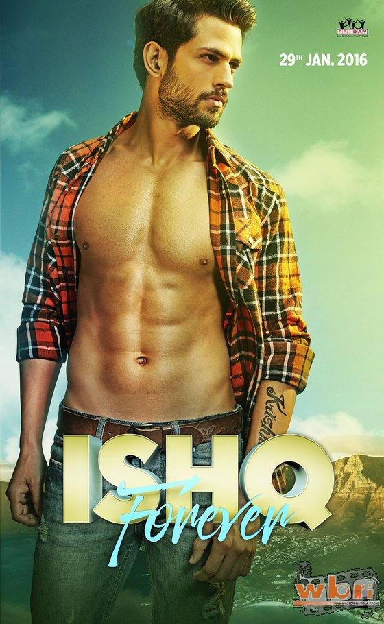 Ishq-Forever-Movie-Ruhi-Singh-Star-Cast-Release-Date-January-Songs-Poster