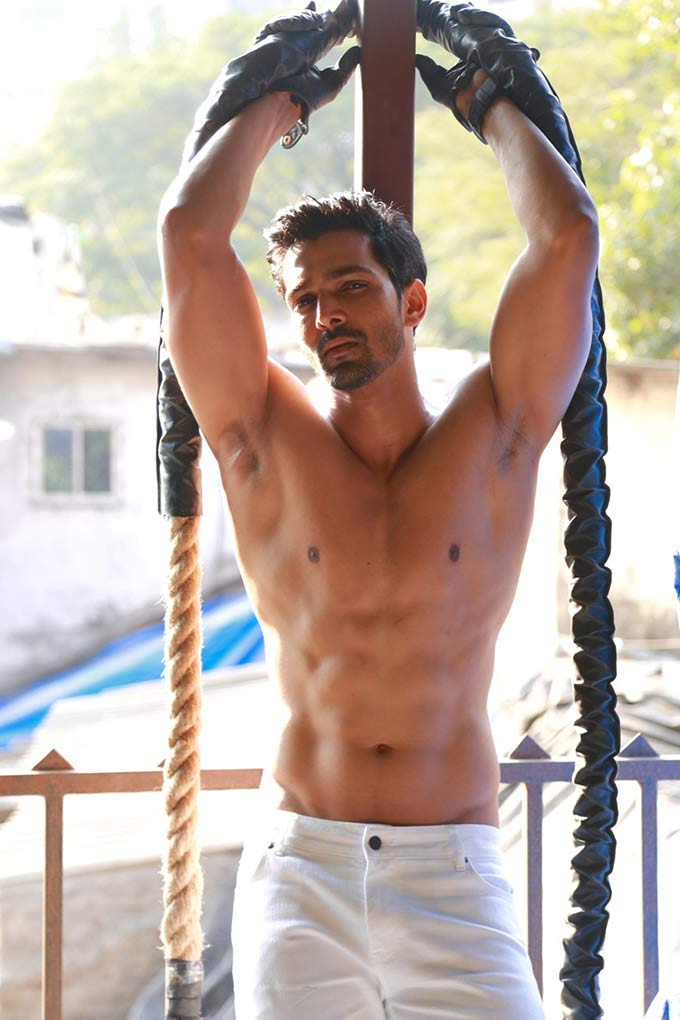 hot body actor male india