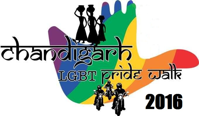 Chandigarh Pride walk 2016