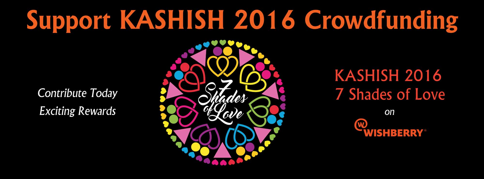 Kashish has raised funds via Wishberry