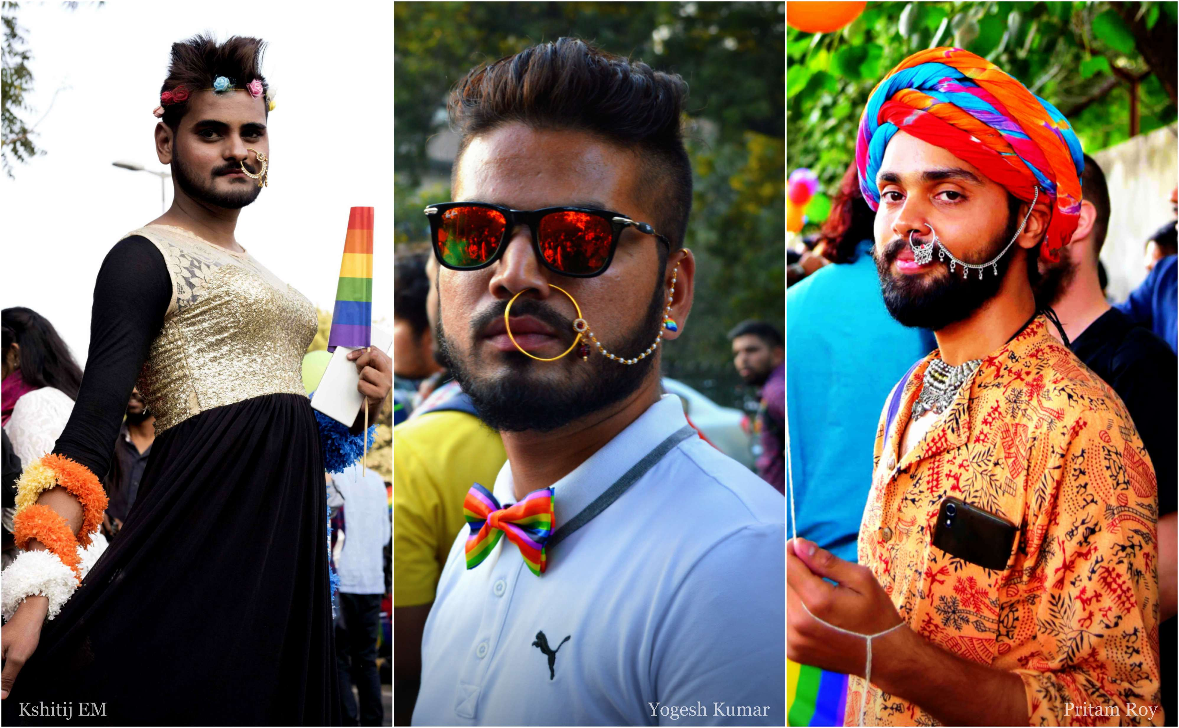LGBT Pride, gay pride march, india, delhi,