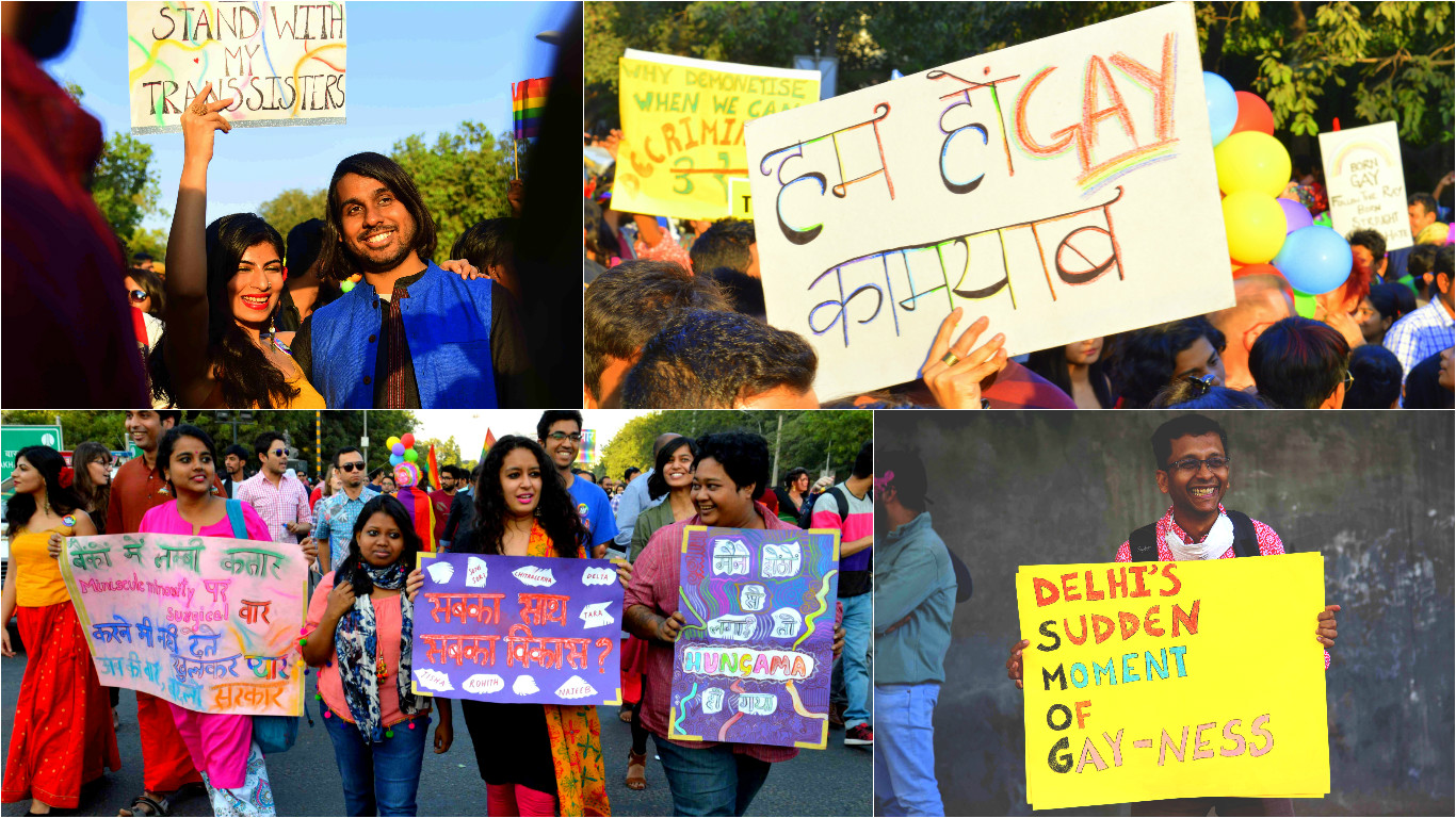 LGBT pride, gay pride, delhi, india