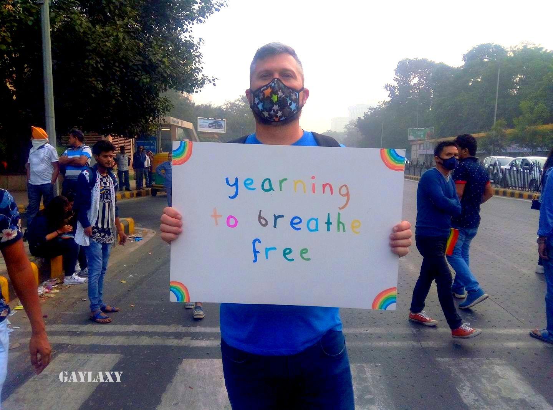 Delhi Pride, Gay Pride
