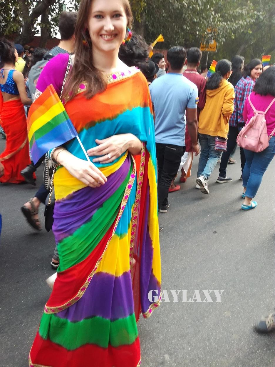 delhi gay pride