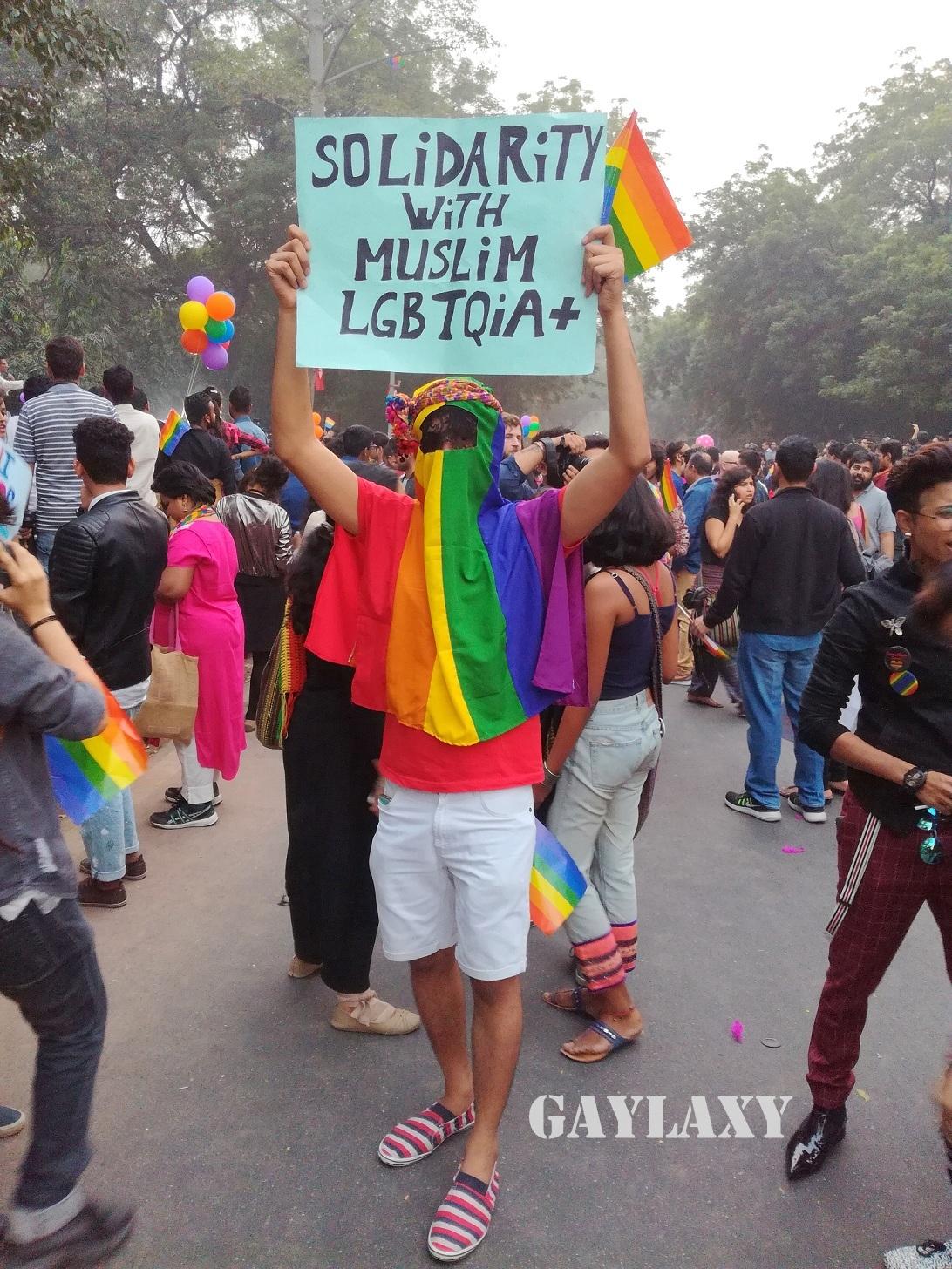 rainbow delhi pride