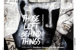 Those Left Behind Things