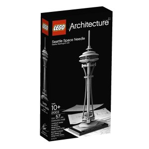 Giveaway - LEGO Architecture Seattle Space Needle (21003) - Gay NYC Dad