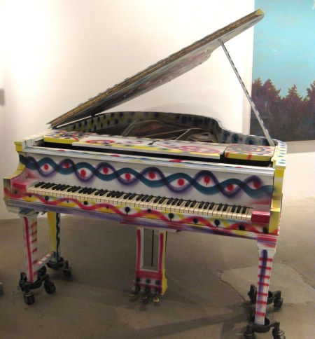 Pianos In New York