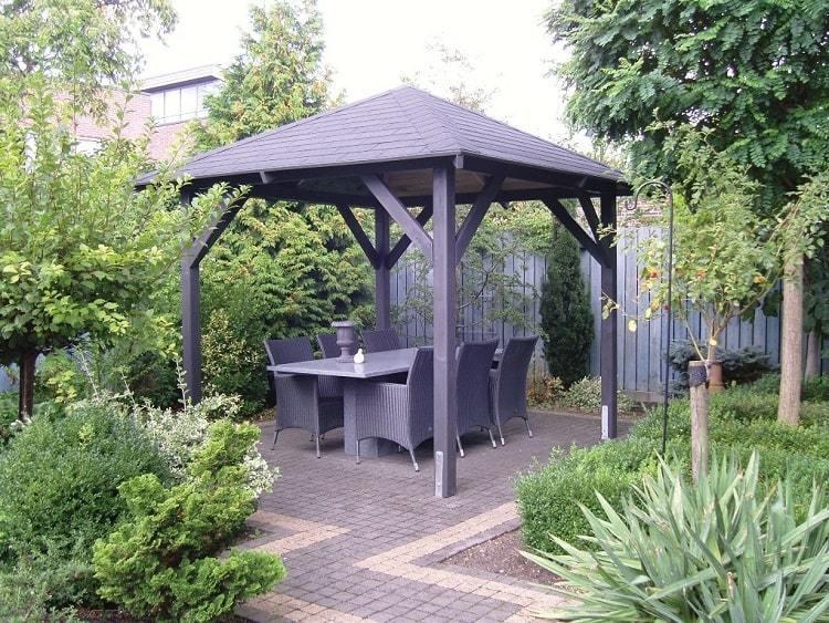 Buy Wooden Garden Gazebos Garden Structures Online