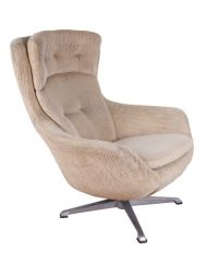 Mid Century Modern Design Egg Swivel Chair | Chairs ...