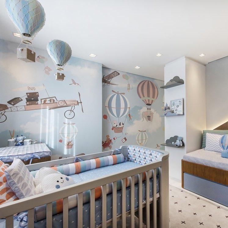 Girl And Boy Together Wallpaper 23 Cutest Boy Nursery Decor Inspirations Gazzed