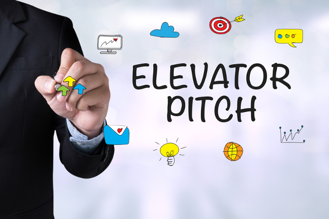 A Real Elevator Pitch Challenge