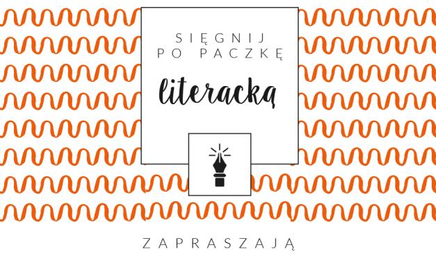 """Paczka Literacka ""w Bibliotekach"