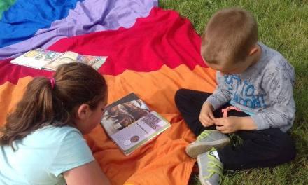 Piknik z Biblioteką