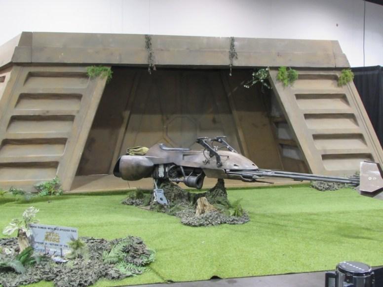 Star Wars Celebration Anaheim Exhibit Hall10