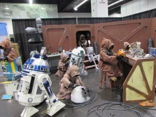 Star Wars Celebration Anaheim Exhibit Hall24