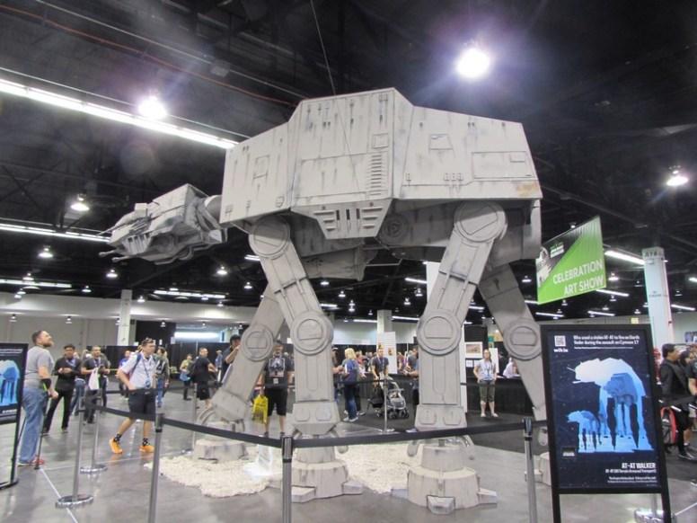 Star Wars Celebration Anaheim Exhibit Hall42