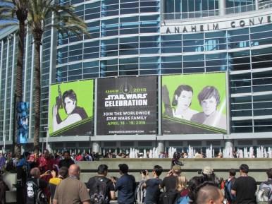Star Wars Celebration Anaheim Exhibit Hall52