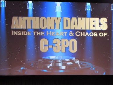 anthony daniels panel Star Wars Celebration 2015