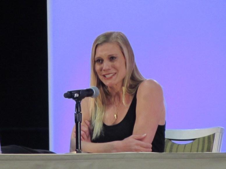 Phoenix Comicon 2015, Katee Sackhoff