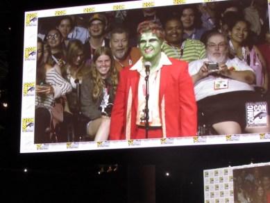 Comic Con 2015 Joss Whedon Saturday Hall H12