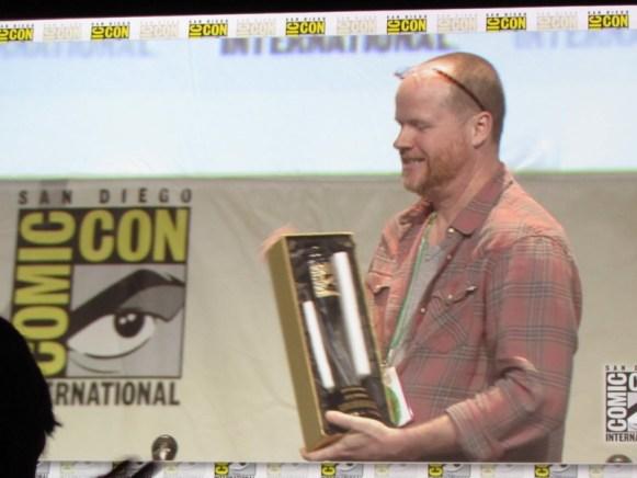 Comic Con 2015 Joss Whedon Saturday Hall H24