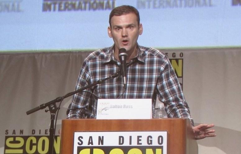 Comic Con 2015 Screen Gems Saturday Hall H2