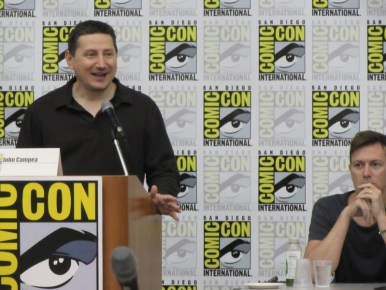 SDCC 2015 Friday Masters of the Web, John Campea