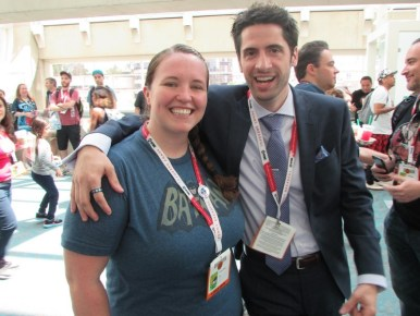 Tamara and Jeremy Jahns!