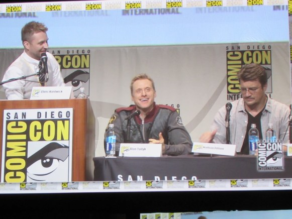 SDCC 2015 Thursday Con Man Panel62