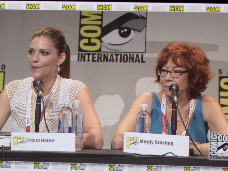 SDCC 2015 Thursday Con Man Panel91
