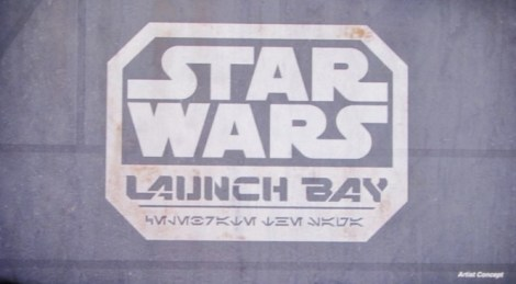 D23 Expo 2015, Star Wars Launch Bay